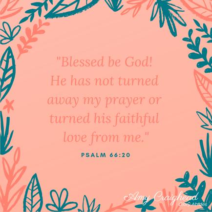 Psalm 66_20